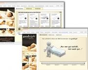 Online-Auftritt Europa Moebel Verbund GmbH