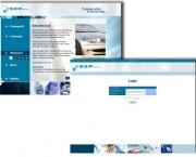 Online-Auftritt SEP GmbH