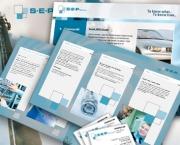 SEP GmbH CI/CD-Geschaeftsaustattung
