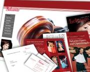 Belcanto GmbH CI/CD-Geschaeftsaustattung