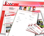 Antzz GmbH CI/CD-Geschaeftsaustattung